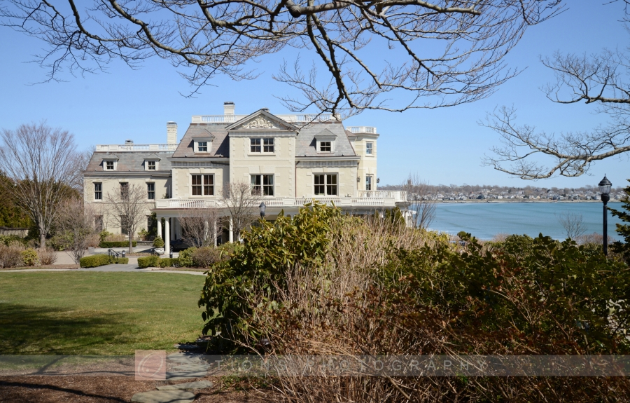 The Chanler At Cliff Walk An Early Spring Wedding