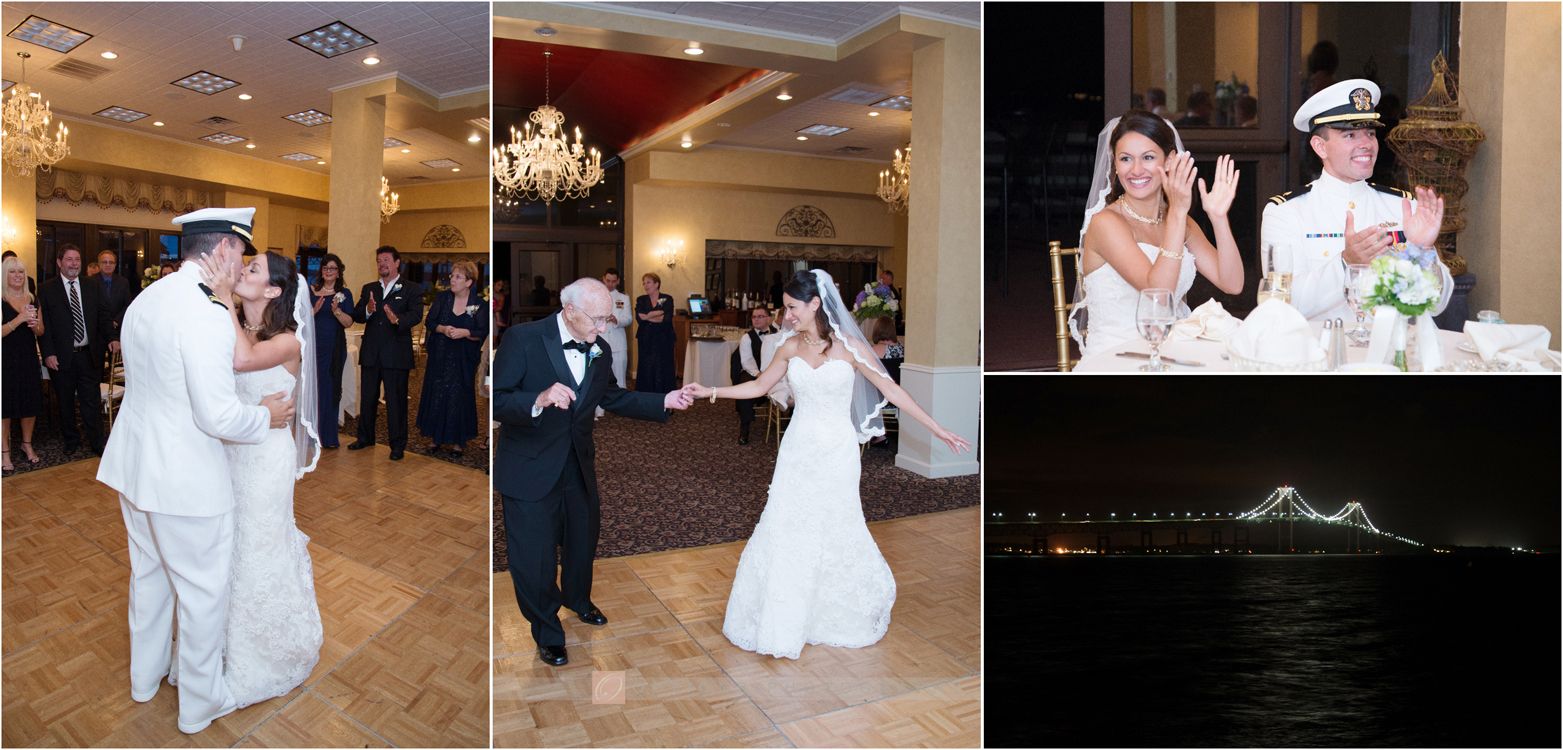 Newport Officers Club Wedding Sarah And Matthew Optionsphotography